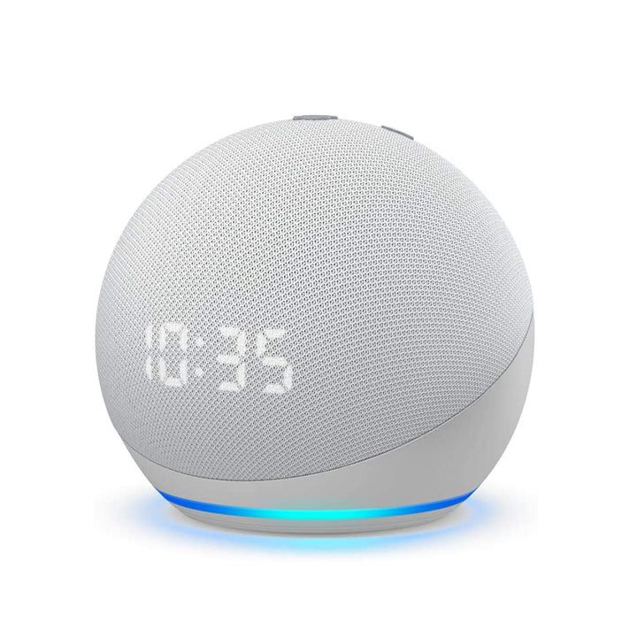 All-new Echo dot 4th Gen with Clock