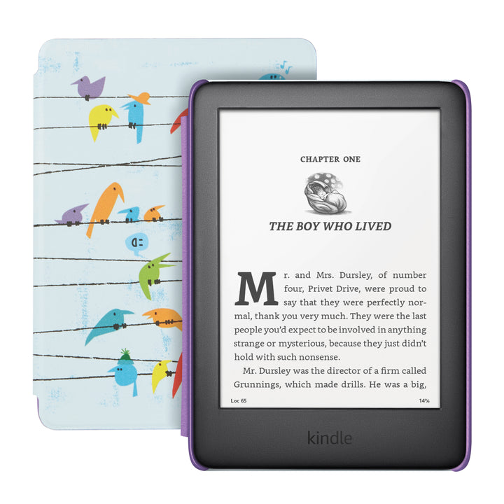 All-new Kindle Kids Edition - Essentials Bundle