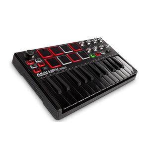 Akai Professional MPK Mini MKII - Black Limited Edition