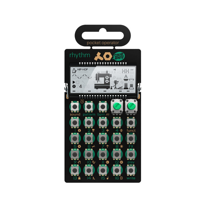 Teenage Engineering: PO-12 Rhythm