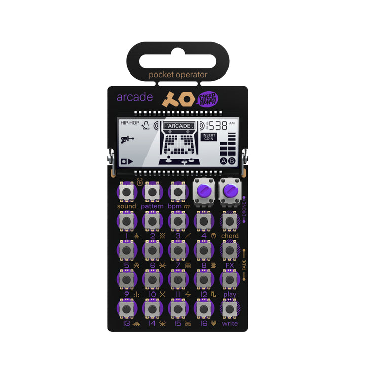 Teenage Engineering: PO-20 Arcade