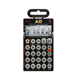 Teenage Engineering: PO-33 K.O!