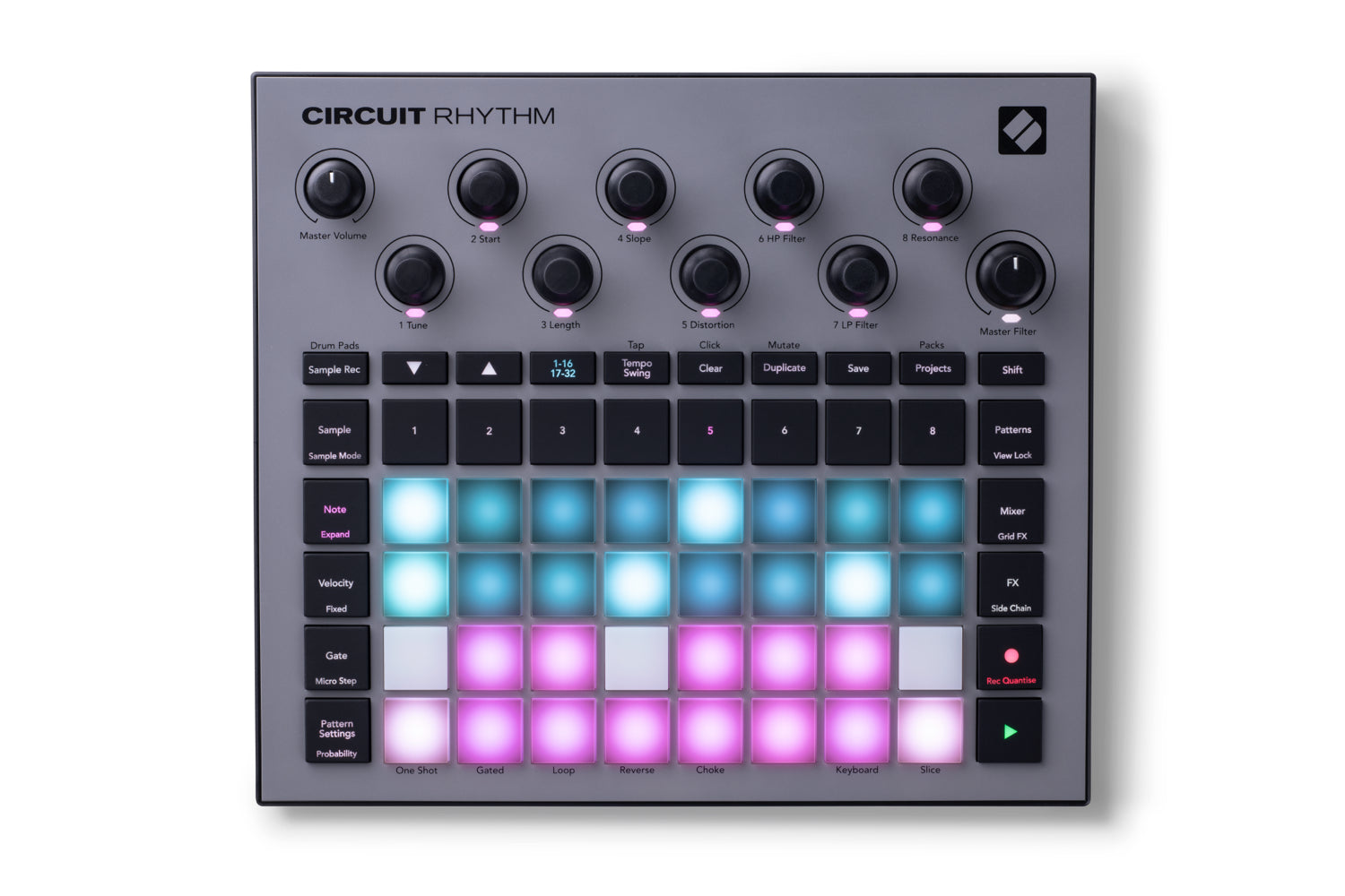 Novation : Circuit Rhythm