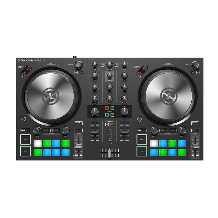 Native Instruments : TRAKTOR Kontrol S2 MK3