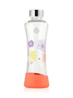 EQUA - Glass Bottle with Silicone Protected (Poppy)