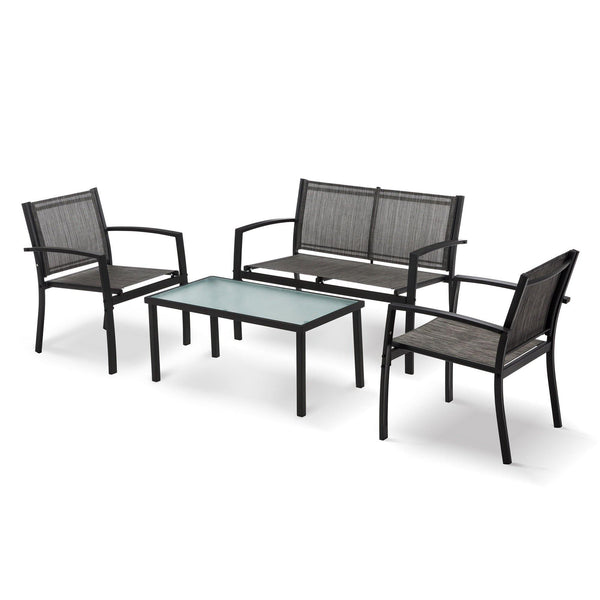 Sets 4 Balcony Table and Chairs|IWMH