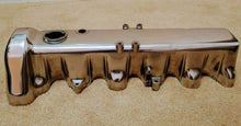 Load image into Gallery viewer, OEM Mercedes W123 OM617 Polished Valve Cover