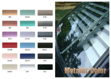 Load image into Gallery viewer, Mercedes-Benz W114 W115 Venetian Blinds Rear Window Louvers