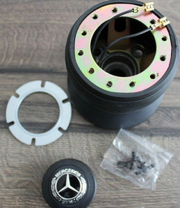 Mercedes-Benz Steering Wheel Hub Adapter Kit for W123 W124 W126 & Many More