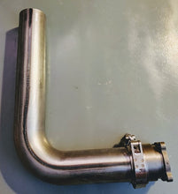 "Load image into Gallery viewer, Mercedes Benz OM617 Exhaust Down Pipe/Hood Stack Kit DIY 2.5"" & 3"""