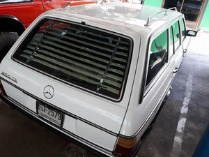 Mercedes-Benz W123 Wagon Rear Venetian Blind 300TD