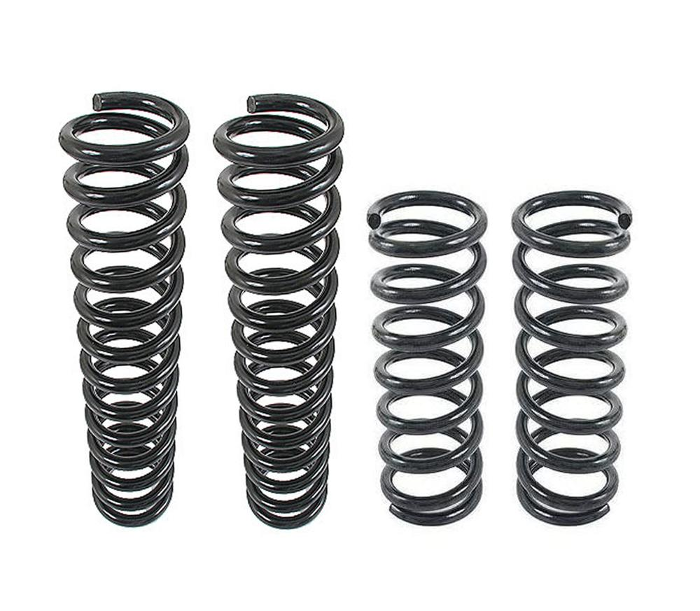 Mercedes-Benz W123 Coil Spring Lowering Kit
