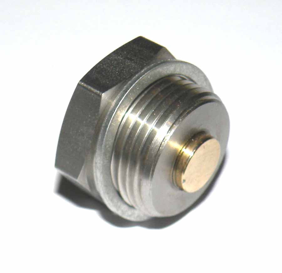 Mercedes-Benz Magnetic Rear Diff Plug