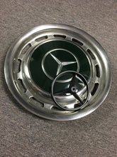Load image into Gallery viewer, Vintage Mercedes-Benz Wheel Hubcap Painting Stencil