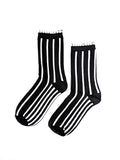 Modern Lines Stripe Socks