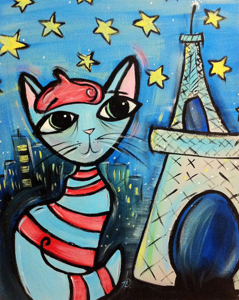 City Kitty Paris
