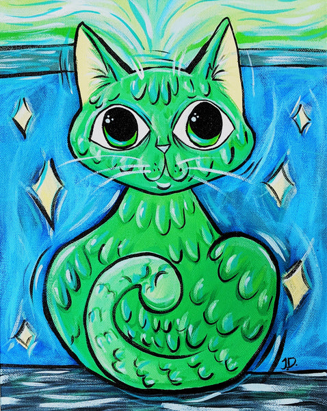 Outer Limits Cat