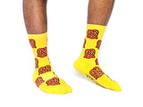 Pretzel Twist Socks (Unisex)
