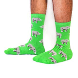 White Rhino Socks (Unisex)