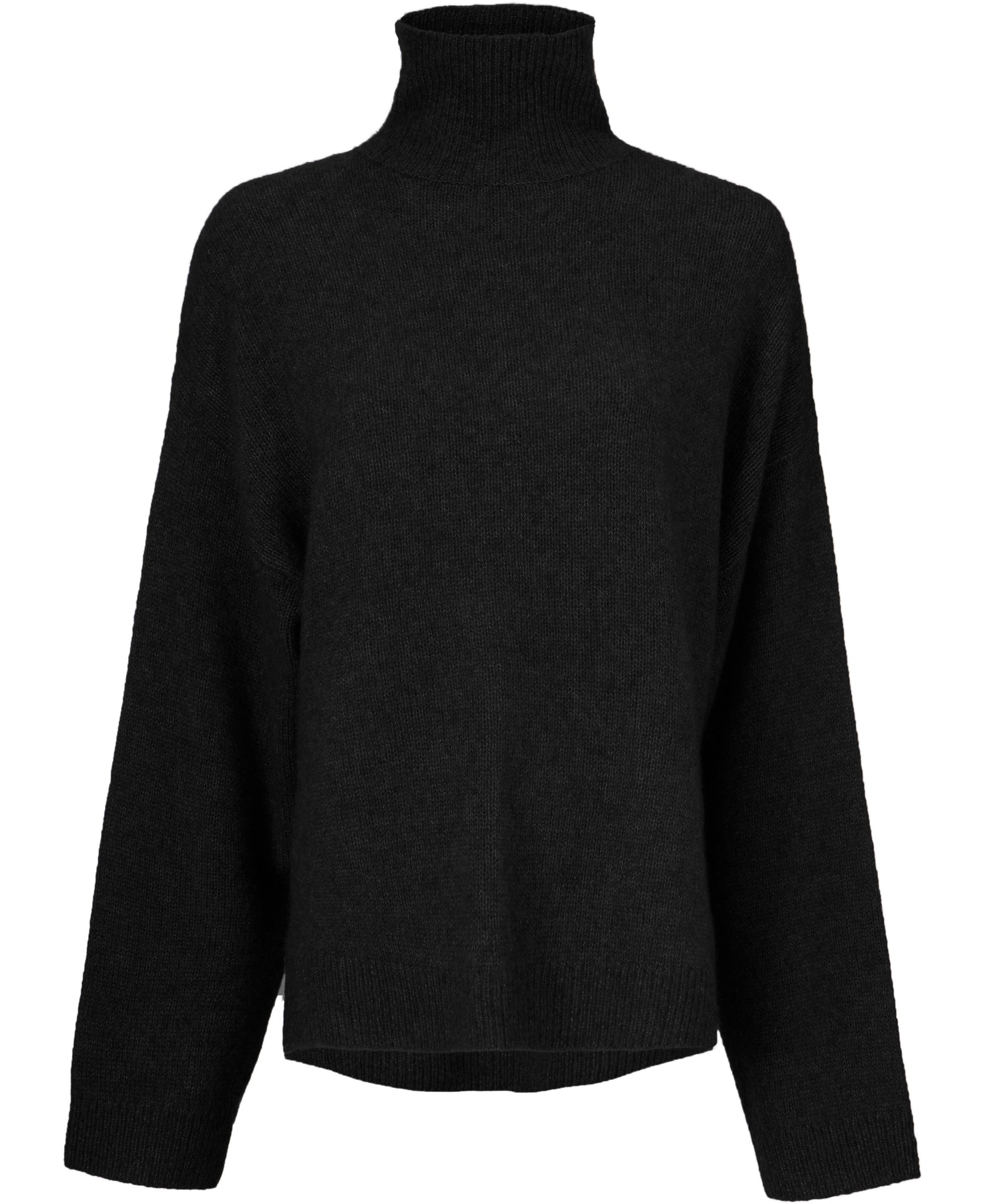 Bez Knit - Black - Silk/Cashmere