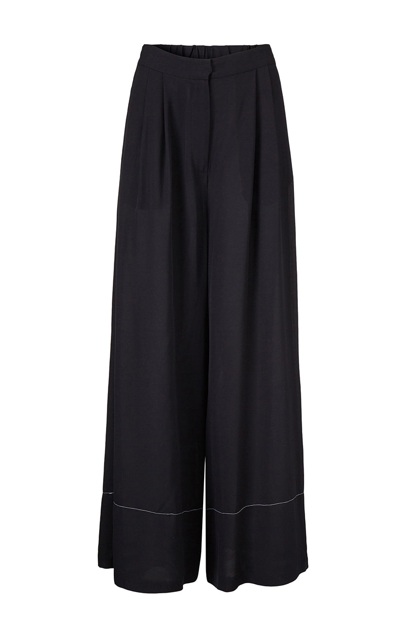 CECCO PANTS - BLACK
