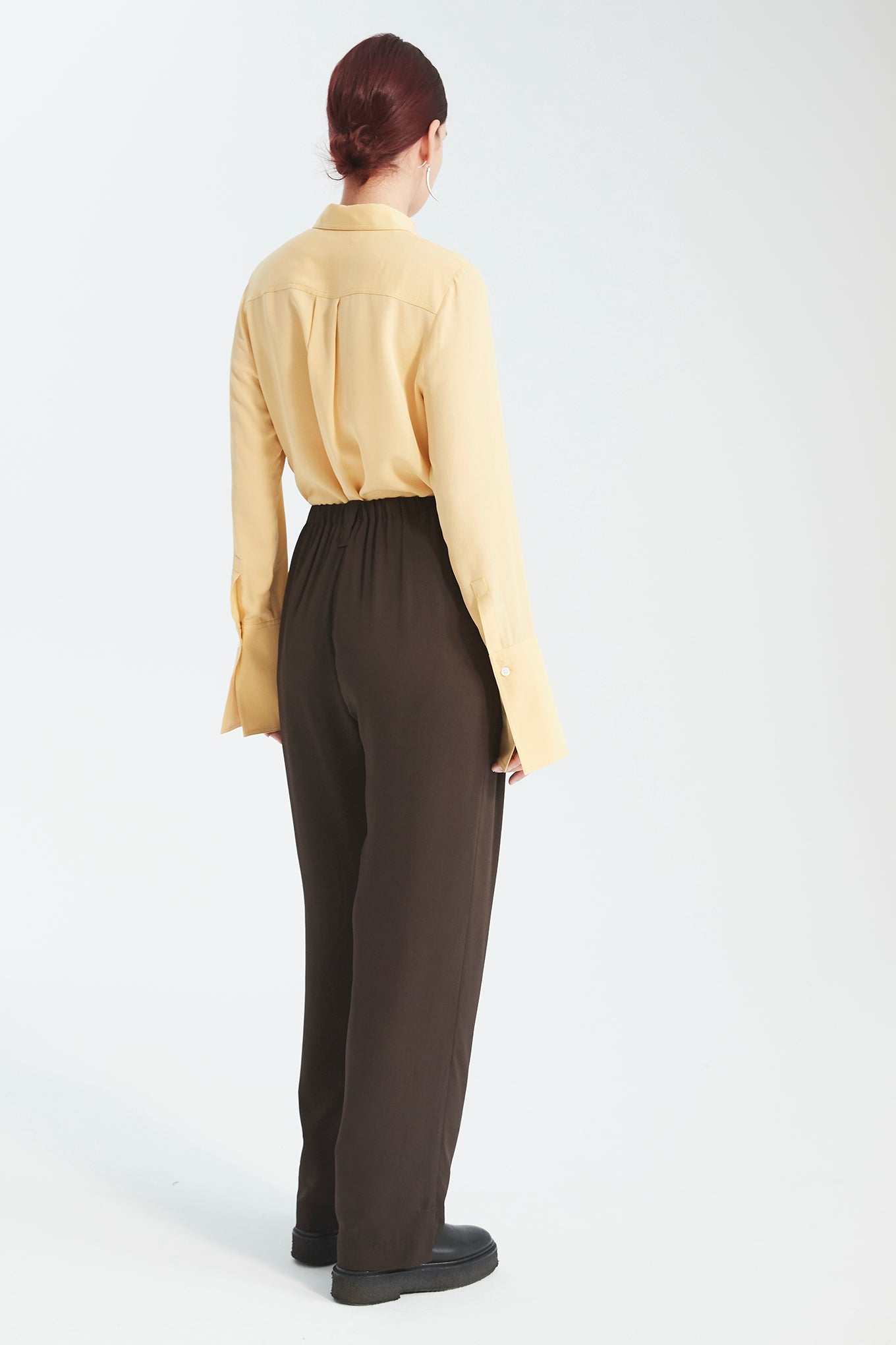 Harry Pants - Dark Brown