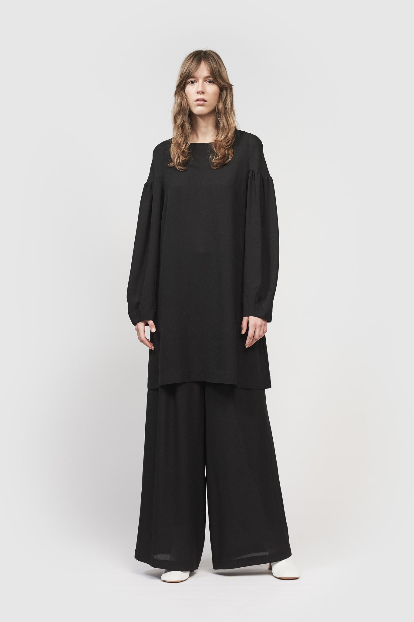 DUNA DRESS - BLACK
