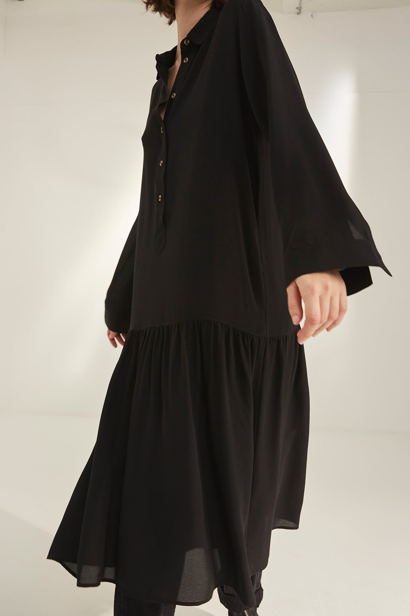 Eika Dress - Black