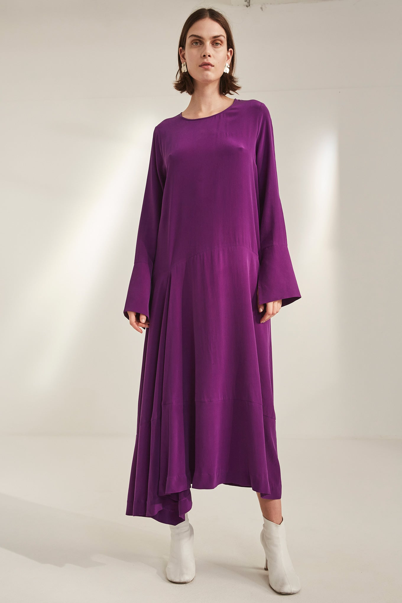 Kai Dress - Purple
