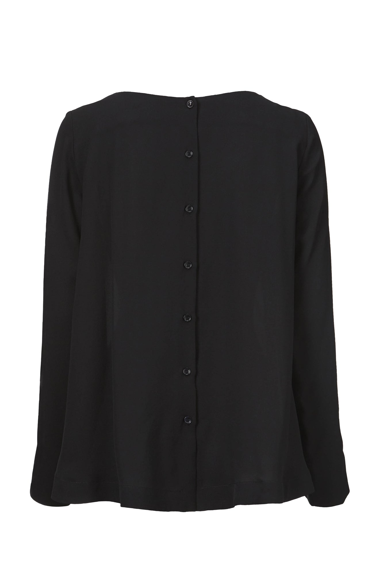 A Blouse - Black