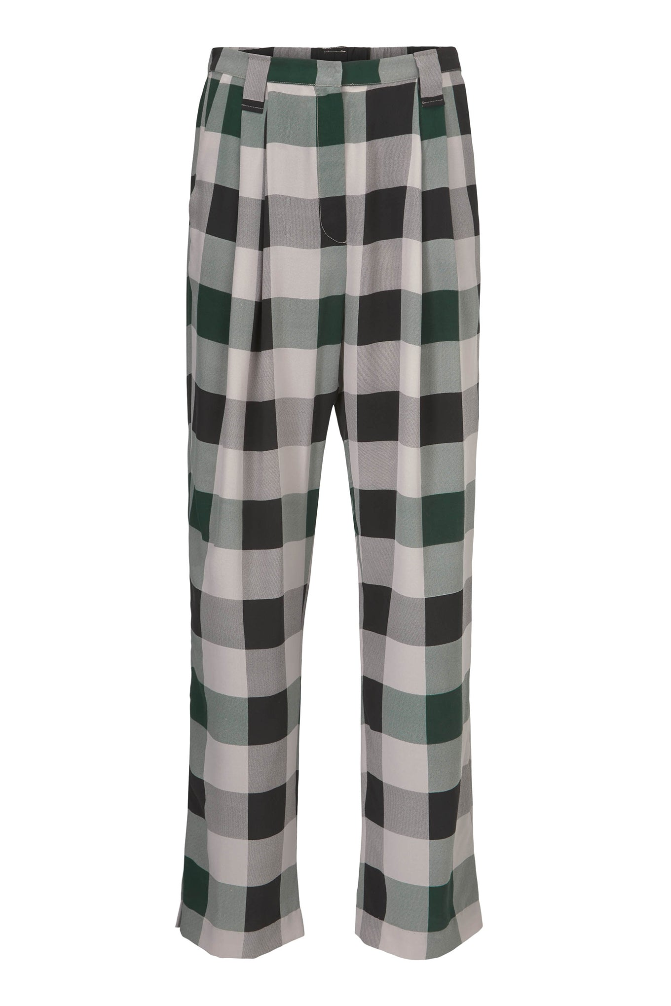 Harry Pants - Purple Check