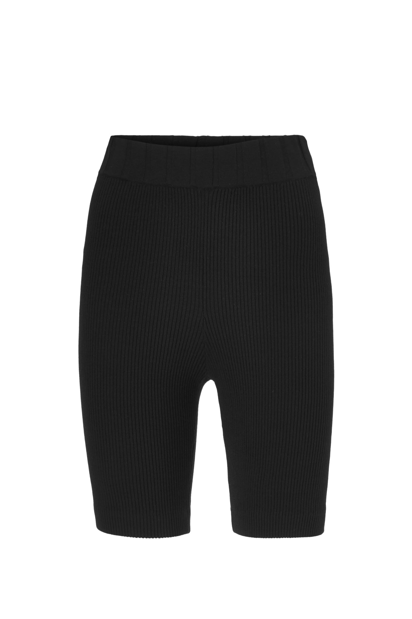 Nixon Knit Shorts - Black - Silk/Cotton
