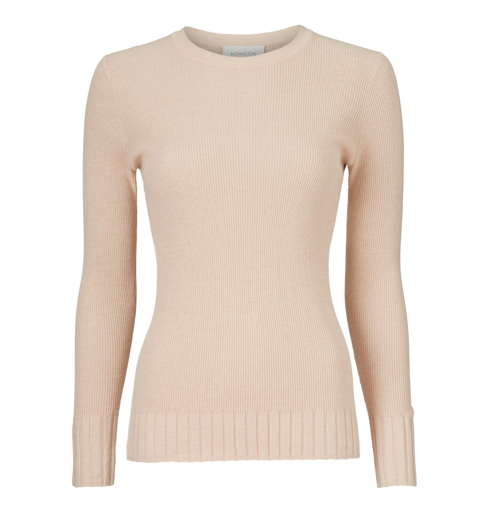 Billie Knit - Oyster - Silk/Wool