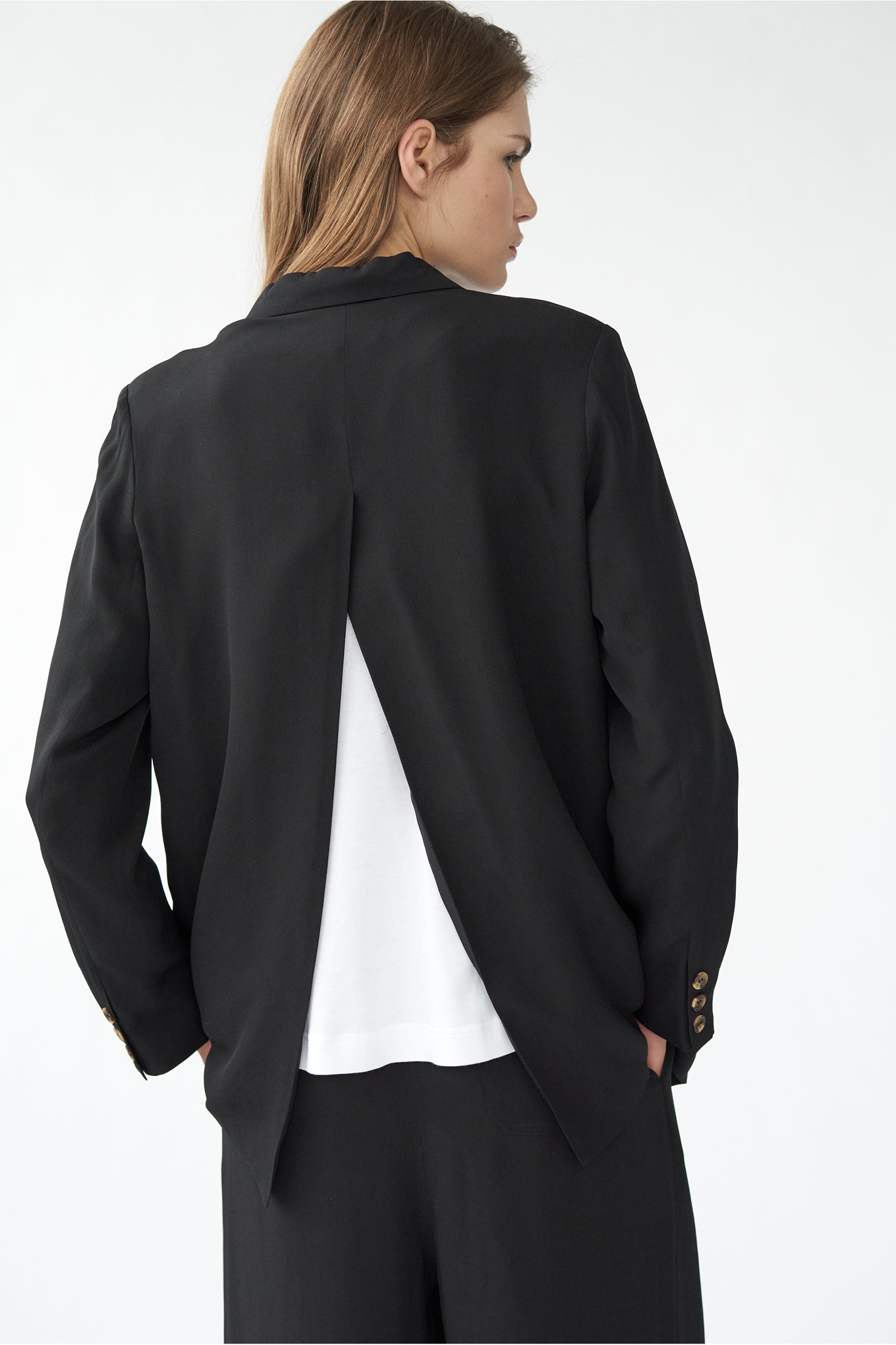 Otis Blazer - Black
