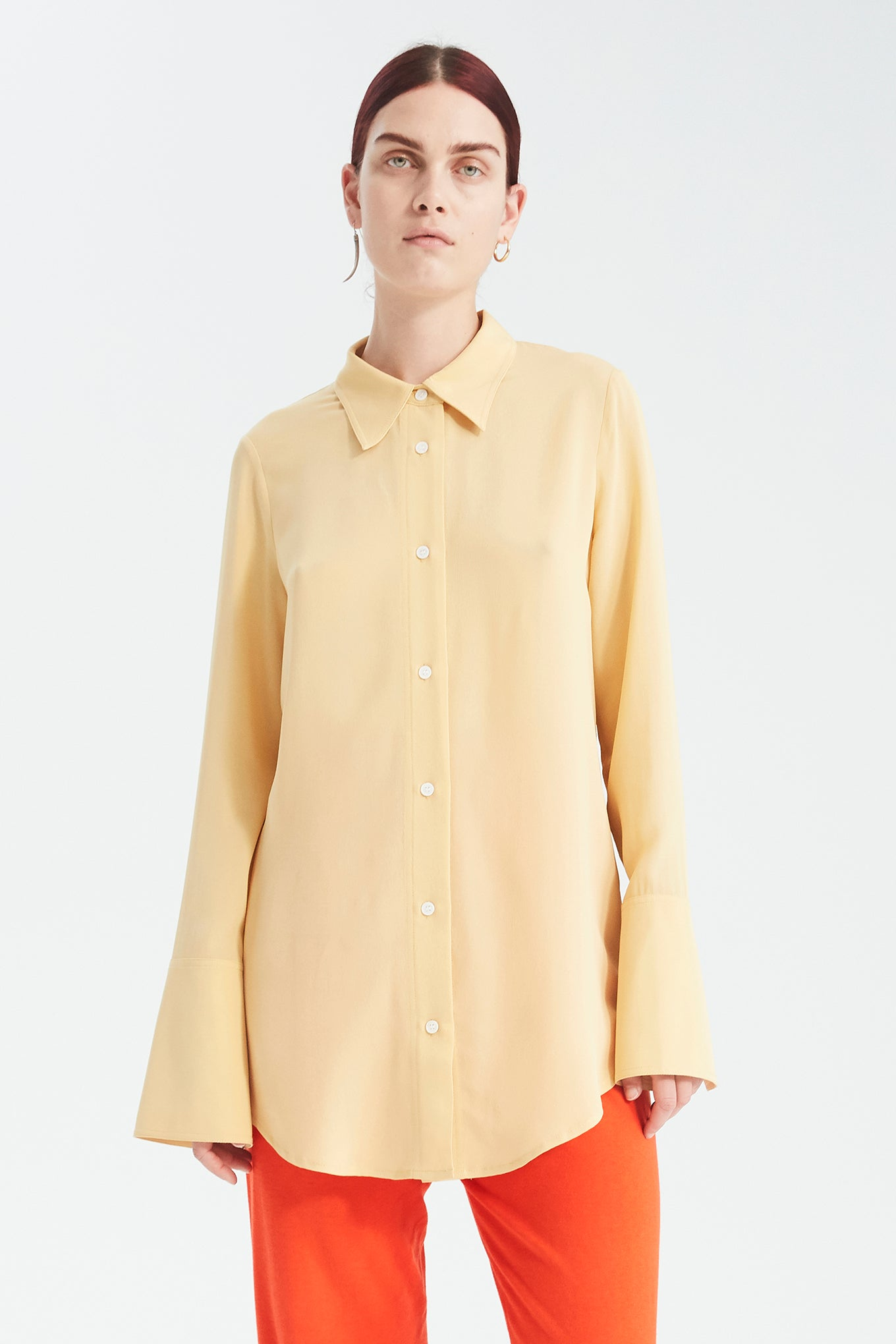 Valentin Shirt - Peach