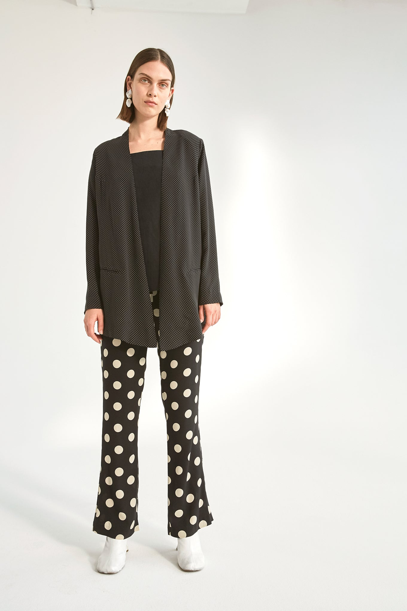 JANIS JACKET - MINI DOT
