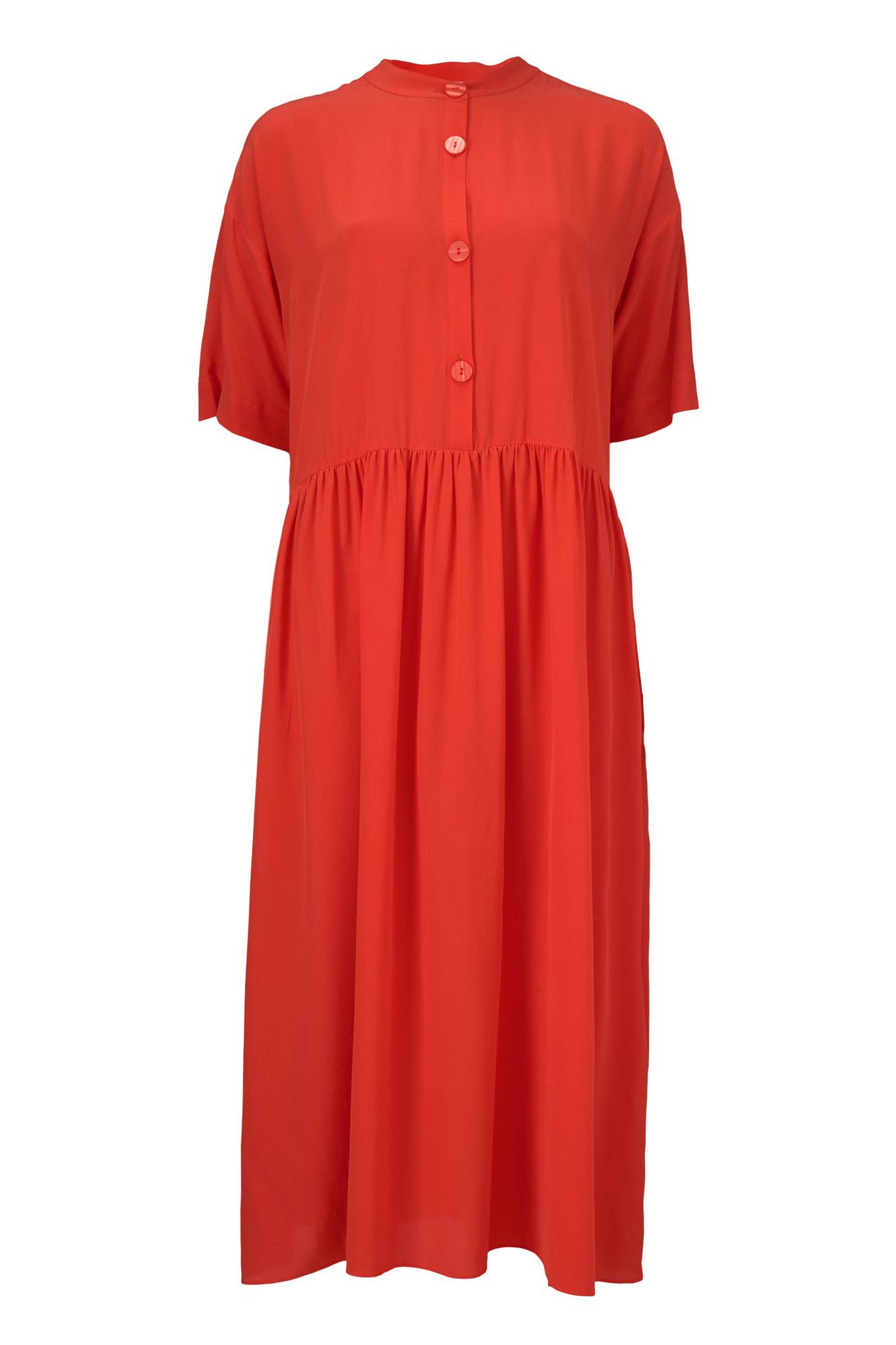 BLAKE DRESS - GRENADINE