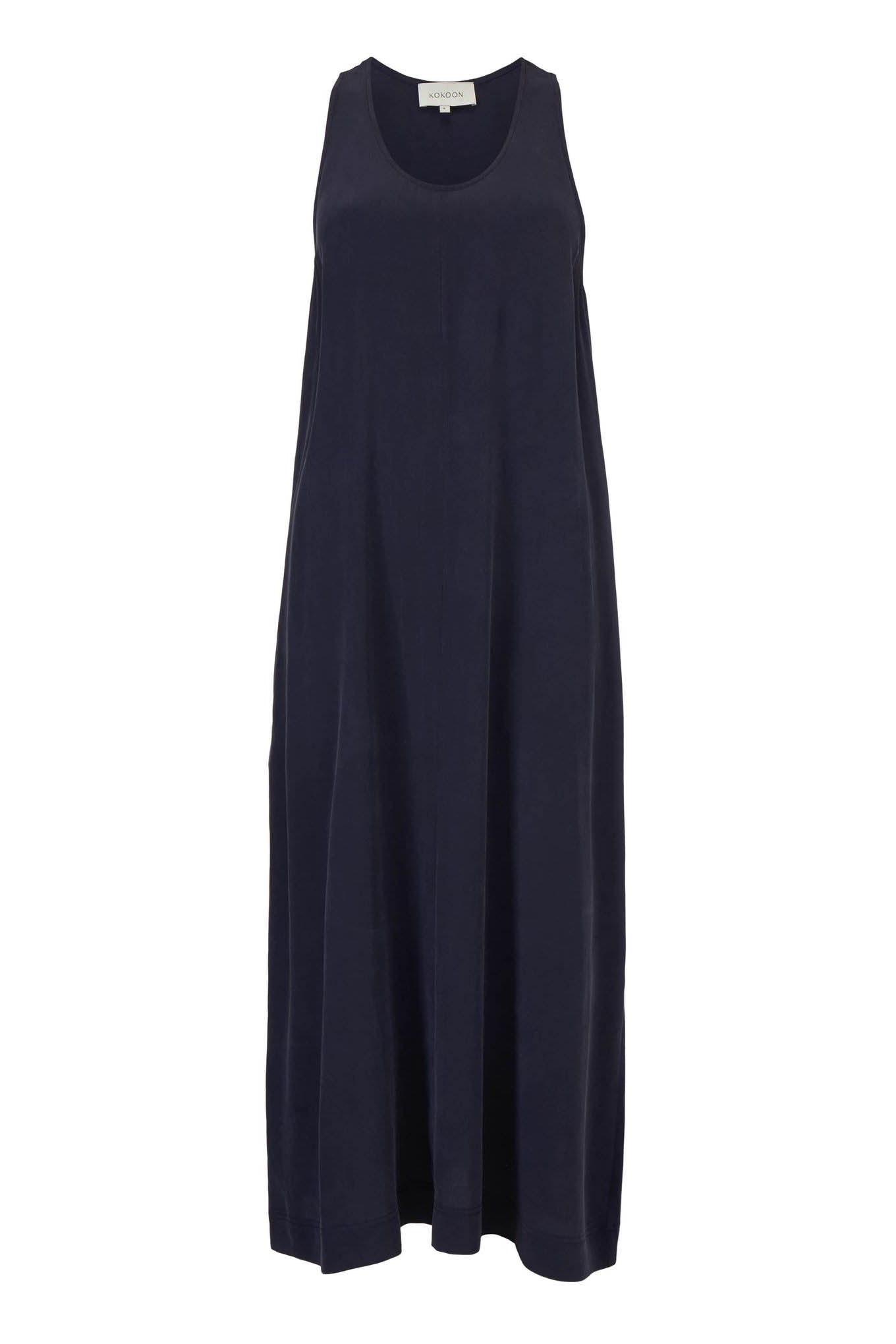 Patti Tank Dress - Navy