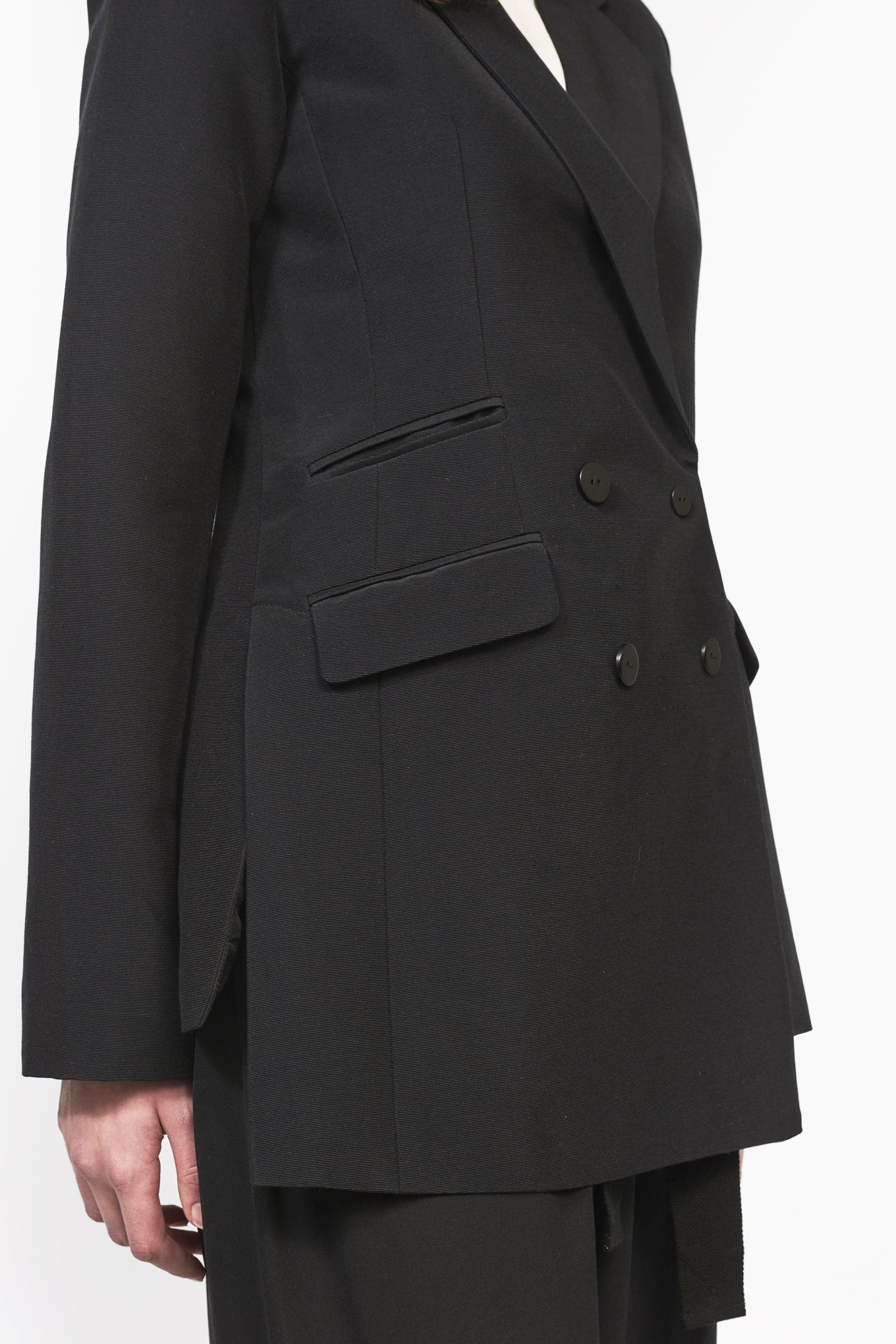 BRIGHTON BLAZER - BLACK