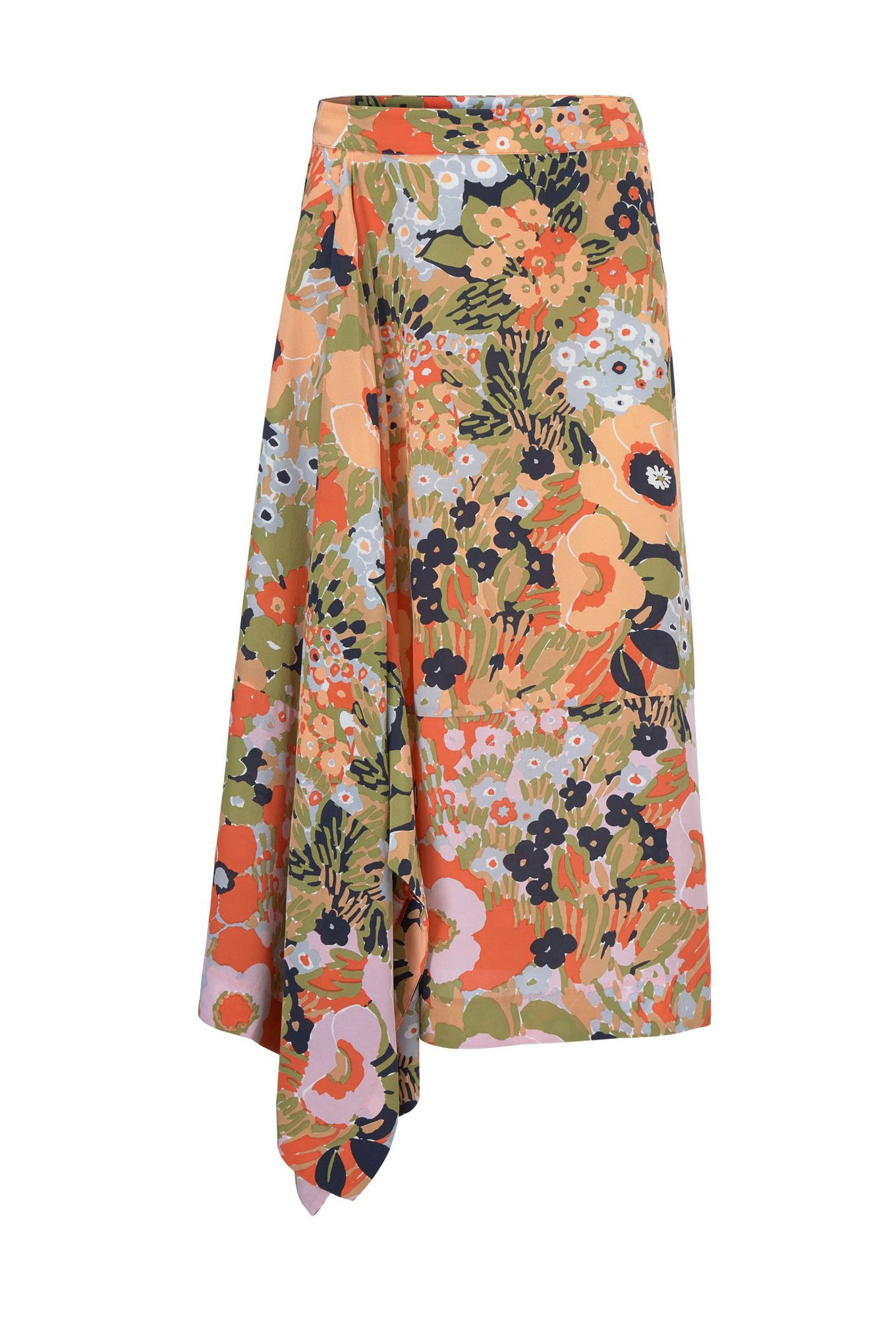 NINA SKIRT - FLOWER MIX