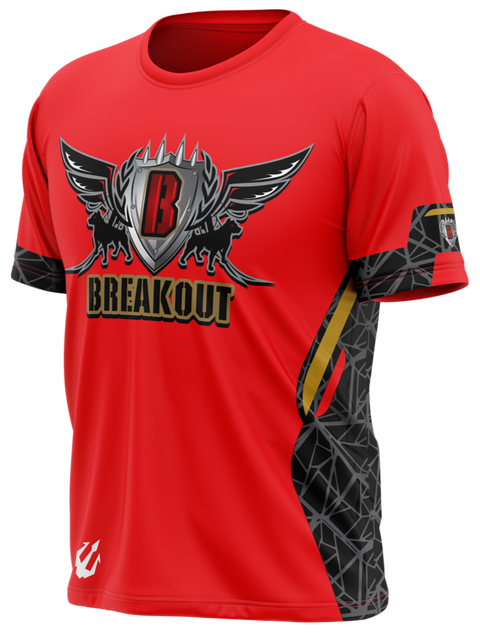 Breakout Spa F-Red Tech Shirt