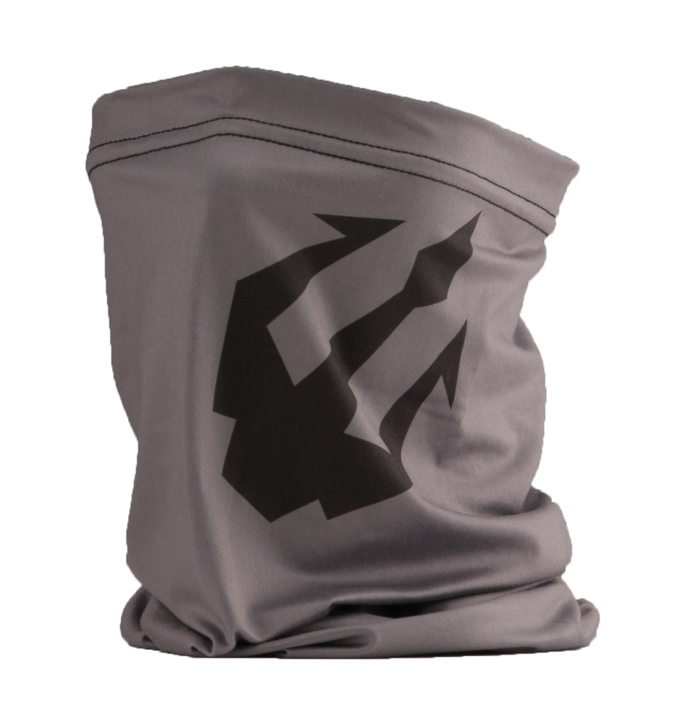 TMB Grey Face Gaiter