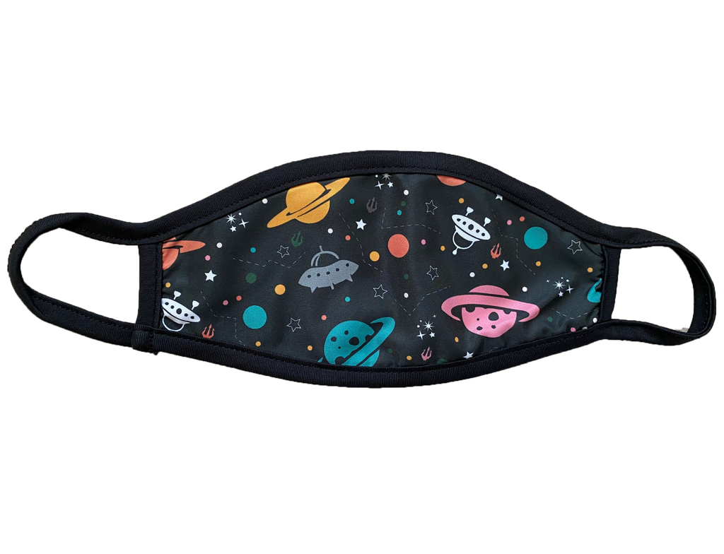 Wepnz Kids Space Face Mask