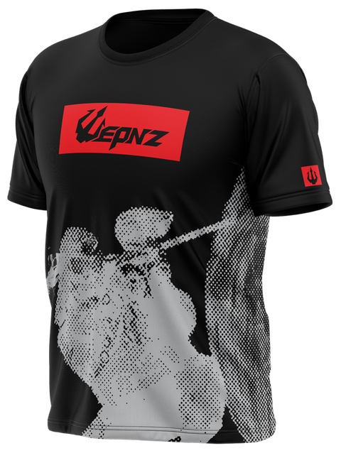 Wepnz Dunked Tech Shirt
