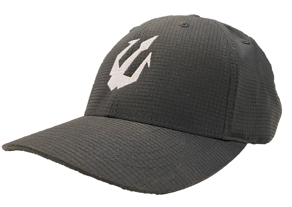 Wepnz Logo Flex Hat L/XL (Black)