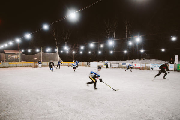 Nomad Cup outdoor hockey tournament Nova Scotia Canada