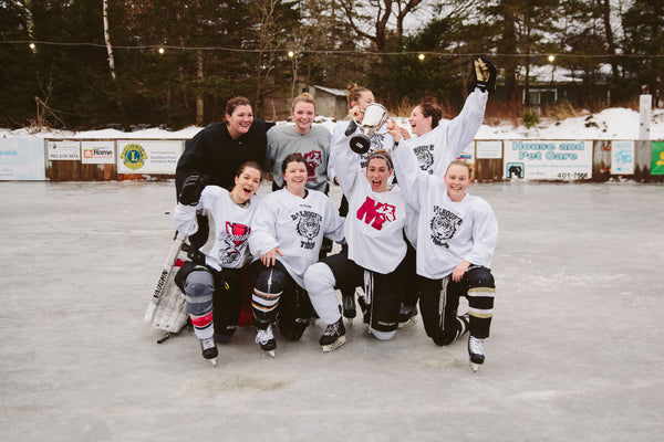 Women's Division Champions inaugural Nomad Cup
