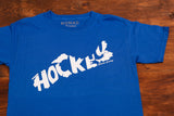 YOUTH - Hockey Nova Scotia T-shirt - Royal Blue