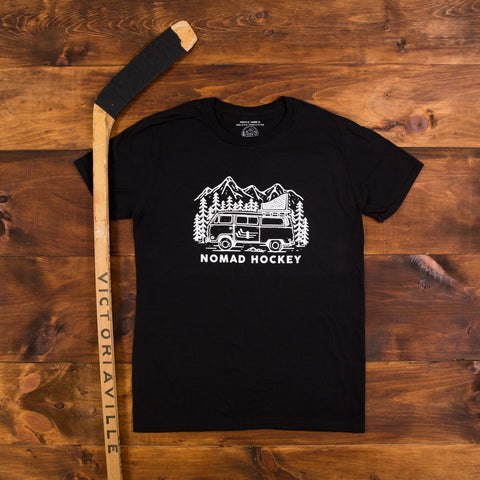 Road Trip T-Shirt - Black