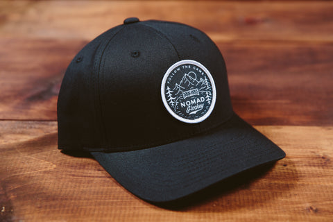 FlexFit Hat - Black